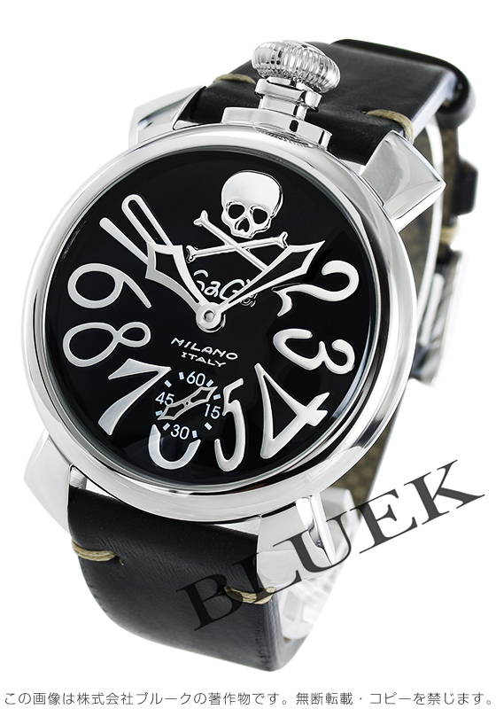 new style 2160e fe7f6 GAGA MILANO (ガガミラノ):男の腕時計にはその方のポリシーと ...
